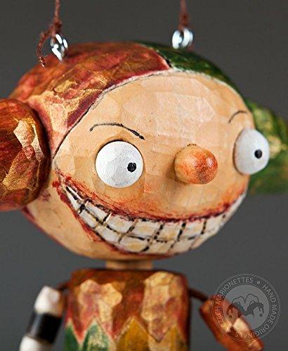 Justina Czech Marionette Puppet