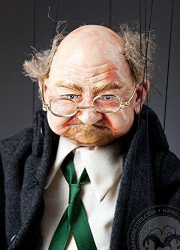 Old Man Joe Czech Marionette Puppet