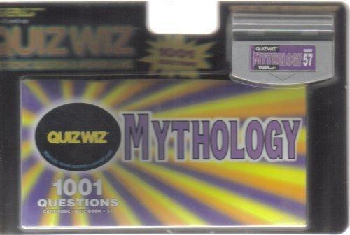 Quiz Wiz ~ Mythology  Cartridge Quiz Book 57