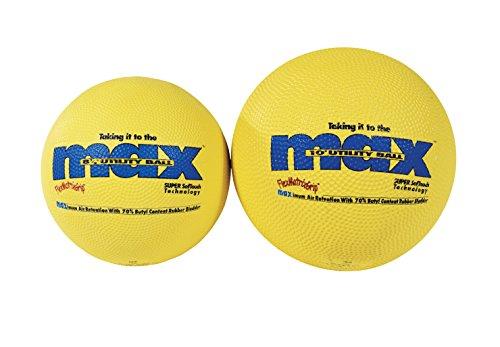 Sportime Max Kickball  Utility Ball - 10 inch 254cm