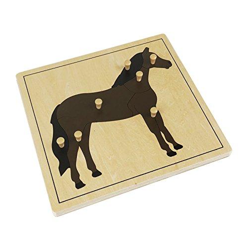 Montessori Horse Puzzle