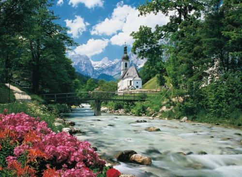 Clementoni Puzzle 6000 Pieces - Bavarian Alps Ramsau 36516