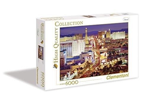 Las Vegas Puzzle 6000 piecescode 36510 by Clementoni