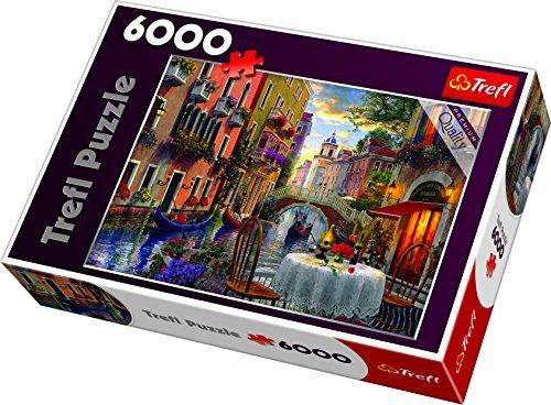 Trefl 65003 Romantic Supper Puzzle 6000-Piece by Trefl