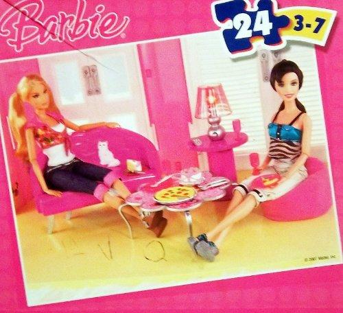 Barbie Puzzle 24 Pieces 2007