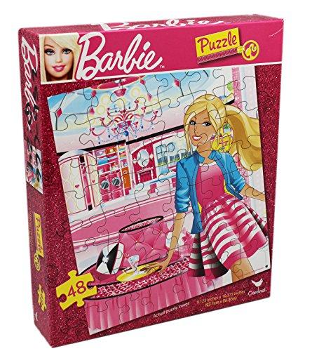 Barbies Room 48 Piece Puzzle