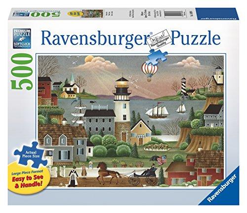 Ravensburger Beacons Cove Large Format Puzzle 500-Piece