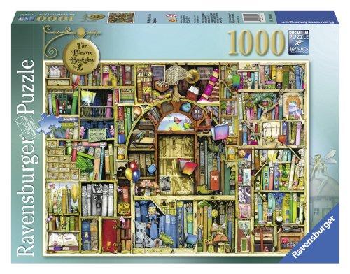 Ravensburger Bizarre Bookshop 2 Jigsaw Puzzle 1000-Piece