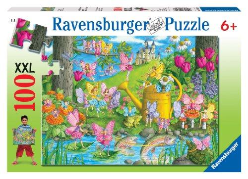Ravensburger Fairy Playland - 100 Pieces Puzzle