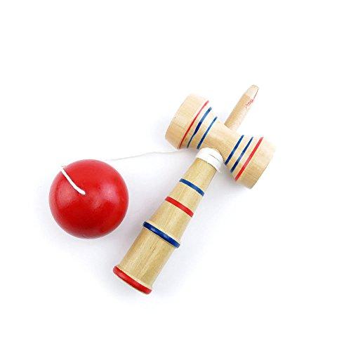 1 PCS Toys Brainteaser Disentanglement Logic Mind Teaser Educational Puzzle Game WY0156R Acrobatic Ball