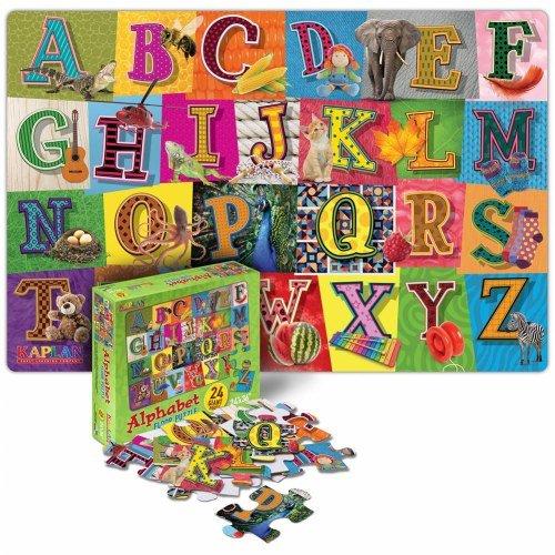 Alphabet Floor Puzzle 24 Pieces