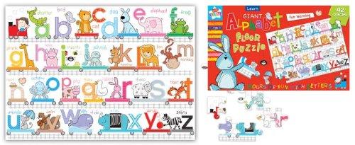Anker Alphabet Floor Puzzle