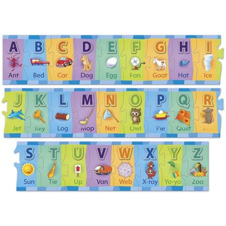 Tads Alphabet 6ft Floor Puzzle