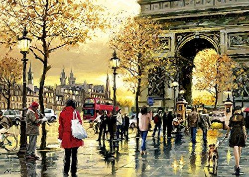 Arc De Triomphe - Educa 2000 Piece Puzzle