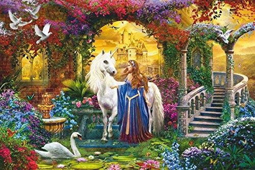 SCHMIDT in The Fairy Garden Puzzle 2000-Piece