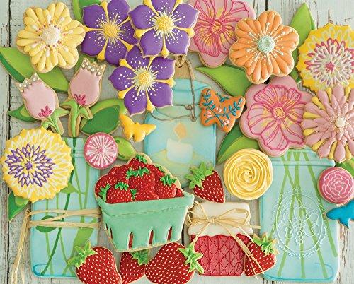 Springbok Spring Cookies Jigsaw Puzzle 2000-Piece