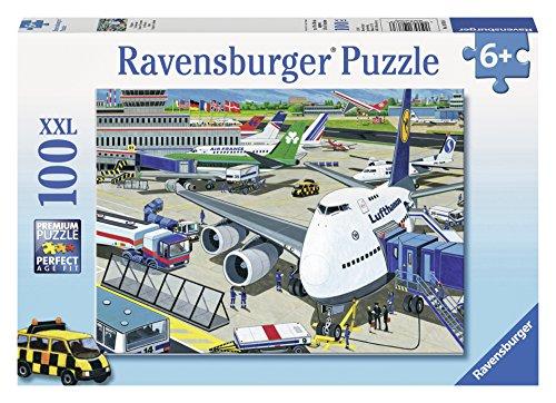 Airport 100 Piece Puzzle