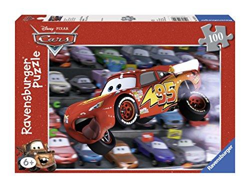 Ravensburger Disney Cars Cars Everywhere 100-Piece Puzzle