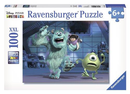 Ravensburger Disney Pixar Sully Mike Boo 100-Piece Puzzle