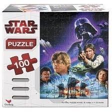 Star Wars 100-Piece Puzzle Original Trilogy
