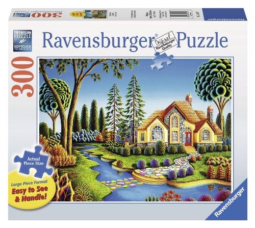 Ravensburger Cottage Dream-Large Format Jigsaw Puzzle 300-Piece