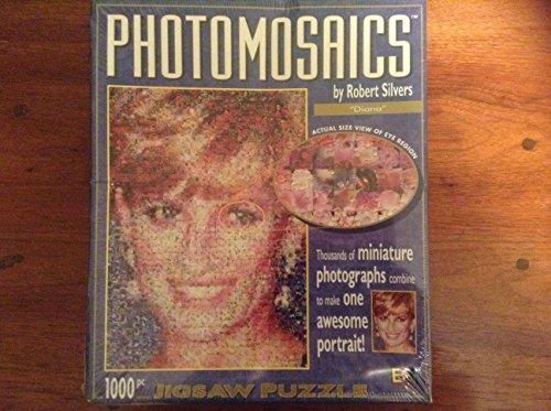 Photomosaic Jigsaw Puzzle Diana