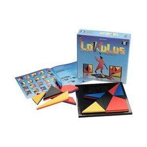 Lokulus Logic Tangrams Puzzle