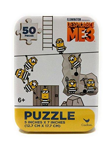 Despicable Me 3 - Minion - 50 Piece Puzzle in Tin