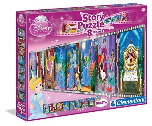Movie Puzzle - Cinderella
