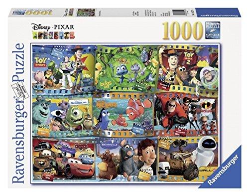 Ravensburger 19222 Disney Pixar Movie Puzzle 1000 Piece