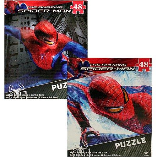 Spider-Man Movie Puzzles 2-Pack