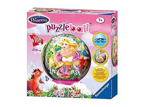Ravensburger Enchanting Princess 108 Piece Childrens Puzzleball