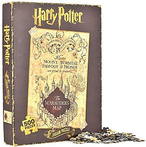 Harry Potter 500 Piece Marauders Map Jigsaw Puzzle