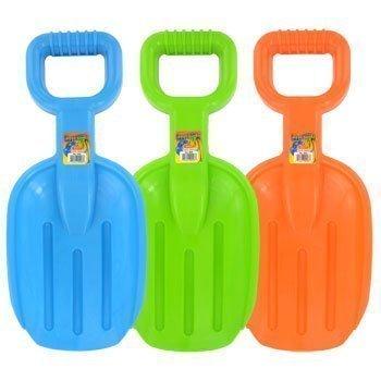 1 Oversized Plastic Sand Shovel - Assorted Colors