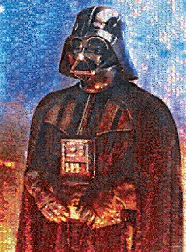 Buffalo Games Star Wars Photomosaic Darth Vader Sith Lord Jigsaw Bigjigs Puzzle 1000 Piece