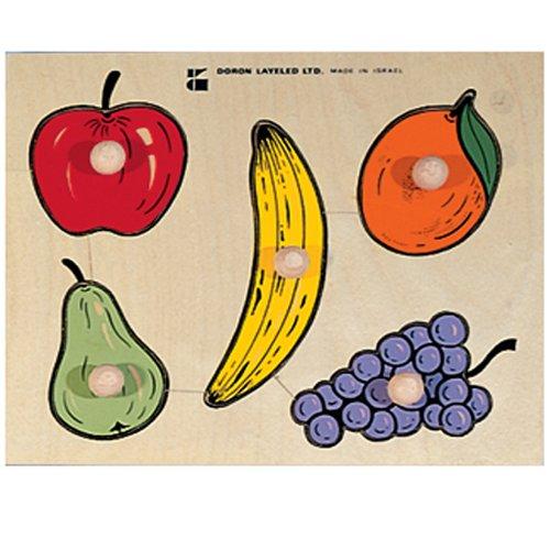 Large Knobbed Puzzle-Fruit