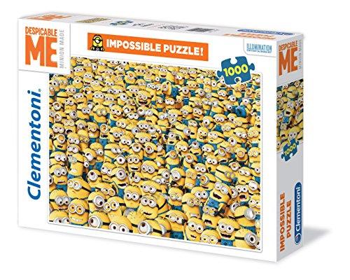 Clementoni Minions Impossible Puzzle 1000 Piece