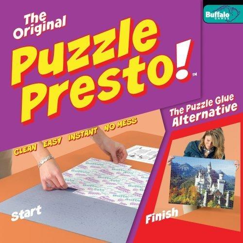 Buffalo Games Puzzle Presto Peel Stick Puzzle Saver by Buffalo Games