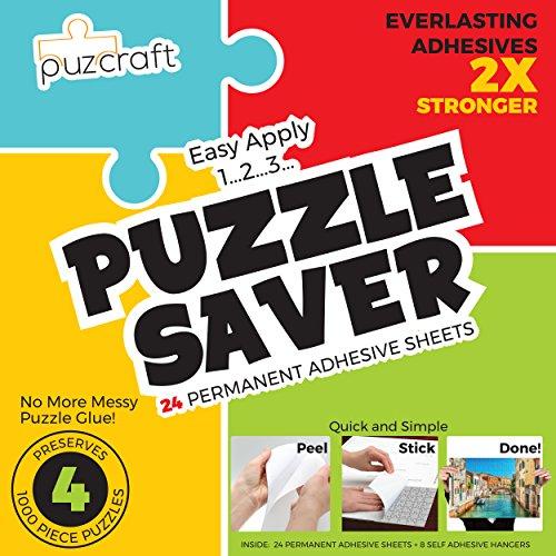 Puzzle Saver 24 Sheets