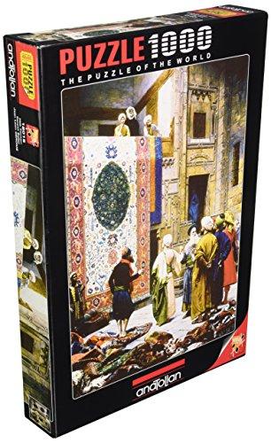 Carpet Seller Jigsaw Puzzle 1000-Piece