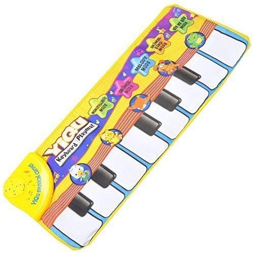 Piano Carpet - YIQU Piano Music Game Carpet Baby Crawling Mat Toys Blanket Kid Educational Toys