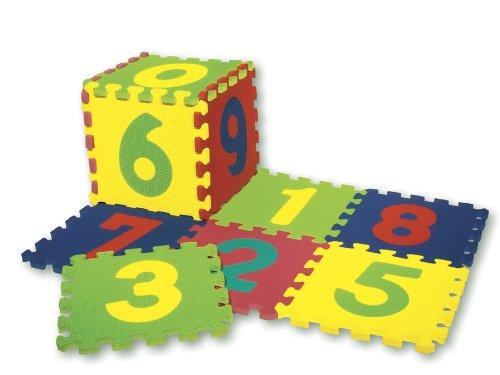 WonderFoam Numbers Puzzle Mat