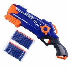 Nerf Gun Plastic Toy Gun Sniper Rifle Orbeez Arme Nerf Blaster With 12 Darts Kids Toys