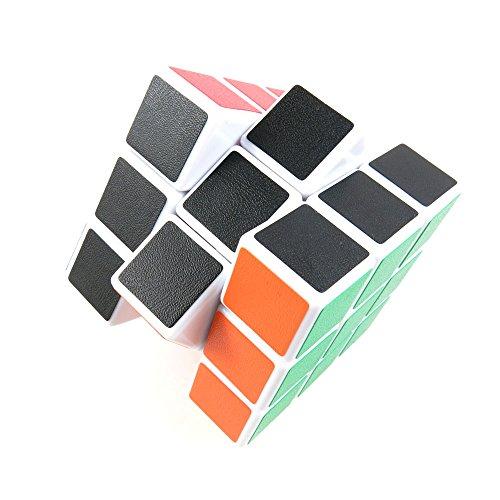 1 pcs Toys Speeding Puzzles Competition Race Classic Twist Magic Cube 06428 3x3x3 91g 65cm Maze Sequential Puzzles