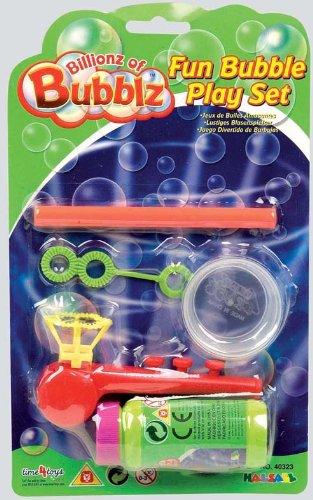 Fun Bubble Play Set Design may vary
