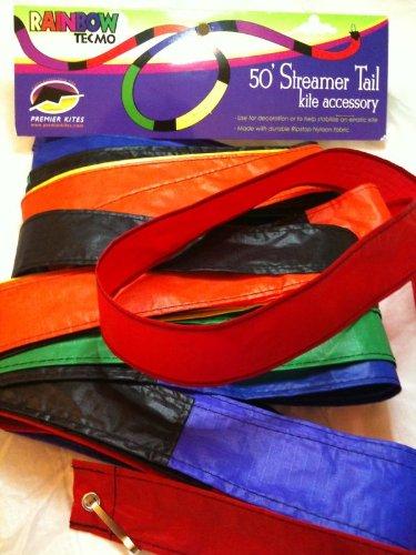 Premier 50 Super Tecmo Rainbow Tail - Kite Accessory