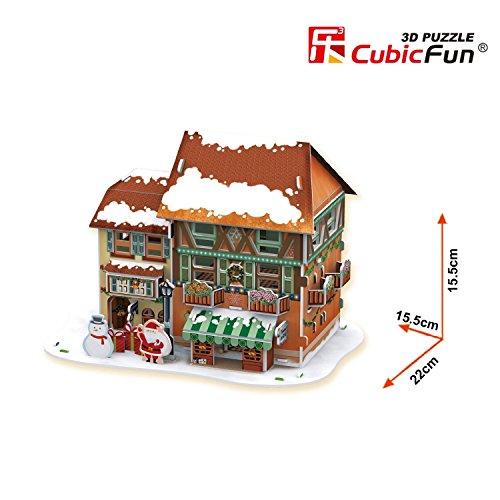 CubicFun 3D Puzzle Christmas Accessory shop
