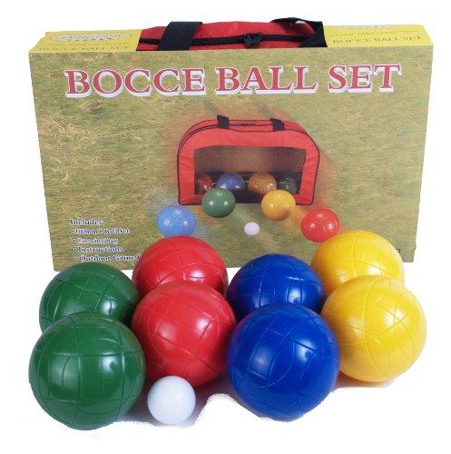 John N Hansen Co Bocce Ball Game Set