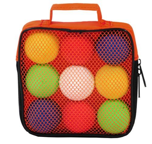 Outside Inside Backpack Bocce Balls 55 X 55-Inch