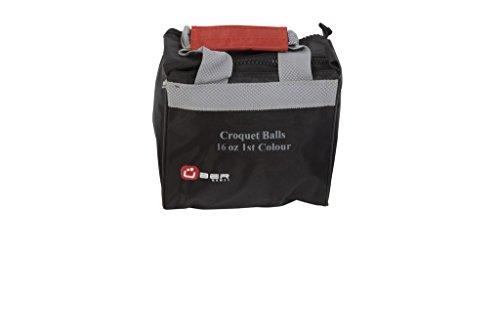 Uber Games Carrying Bag for Regulation Size Croquet Balls - Nylon